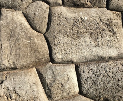 Incan Construction at Saksaywaman