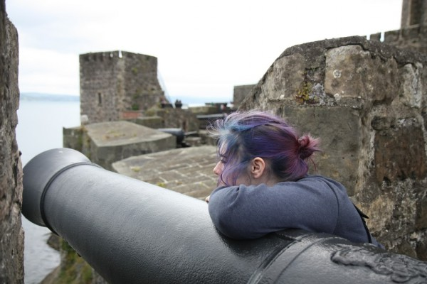 Chase reflects the chaos that controlled Carrickfergus Castle